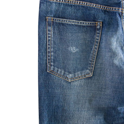 VISVIM Social Sculpture 04 Jean (Damaged-5 Wash)