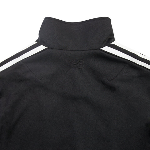 Y-3 3-Stripe Track Jacket (Black)