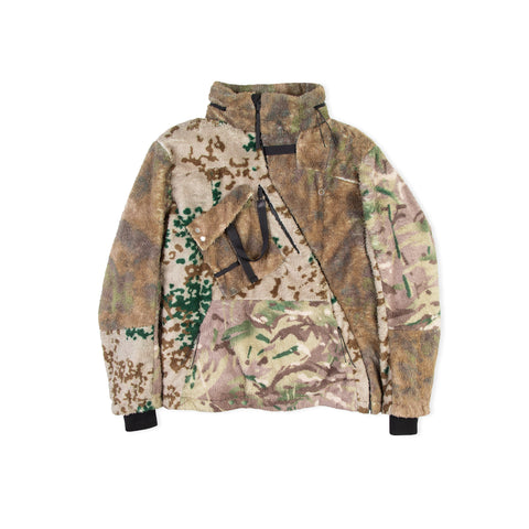 1017 ALYX 9SM Myles Zip Polar Fleece (Camo)