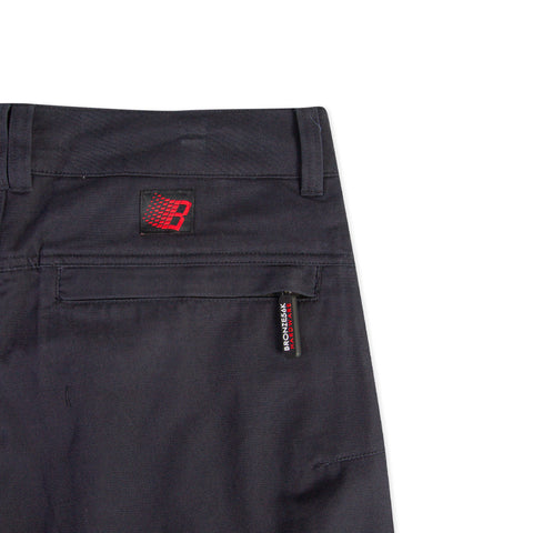 BRONZE 56K Zippered Tech Pants (Navy)