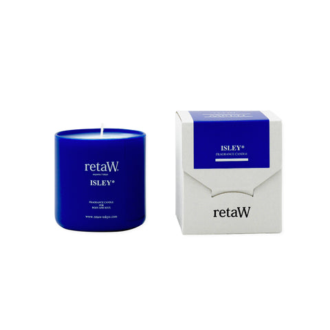 RETAW Fragrance Candle (Isley/Blue)