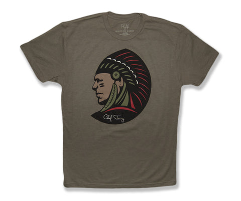 Chief Tommy Tee