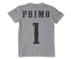 Primo LA Tee Heather Grey