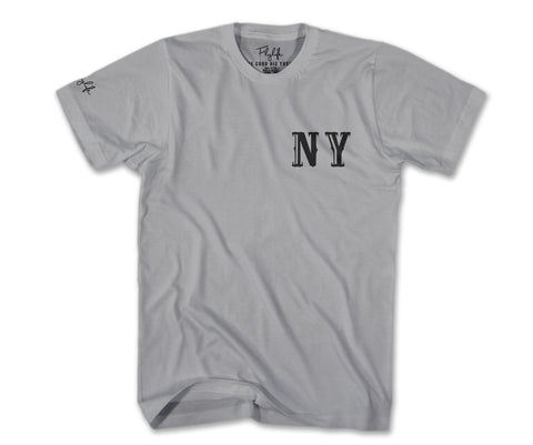 Primo NY Tee Heather Grey