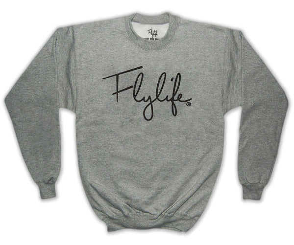 Signature Logotype Crewneck