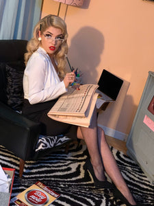 BTS with Baby Jane and Spring C.R.E.A.M. Issue 15