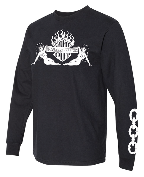 New Ride & Ride Long Sleeve Shirt