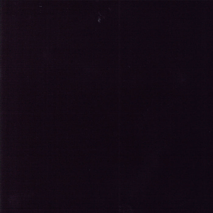 Bella Solids 100% Cotton Fabric - Super Black PRICE PER 1/4 YARD