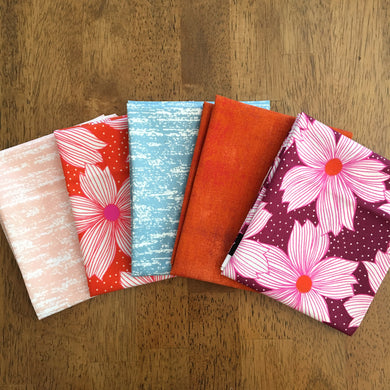 Crescent and Brushed Mixed Fat Quarter Bundle by Sarah Watts - Ruby Star Society #2