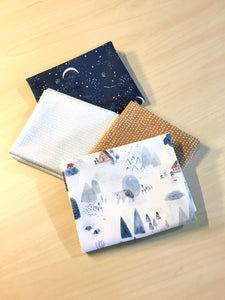 Brave Enough to Dream Fat Quarter Bundle - Dear Stella