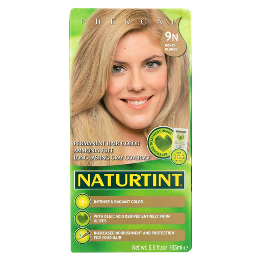 Naturtint Hair Color - Permanent - 9n - Honey Blonde - 5.28 Oz