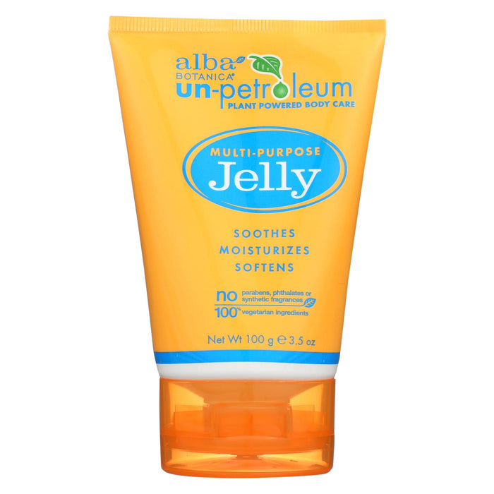 Alba Un-petroleum Multi-purpose Jelly - 3.5 Oz