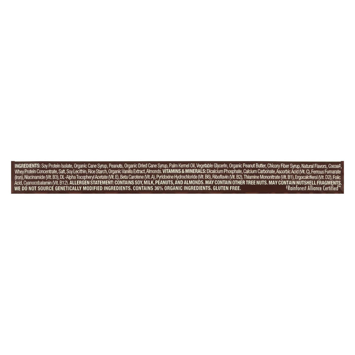 Clif Bar Luna Protein Bar - Chocolate Peanutbutter - Case Of 12 - 1.59 Oz