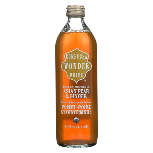 Kombucha Wonder Drink Wonder Drink - Case Of 12 - 14 Fl Oz.