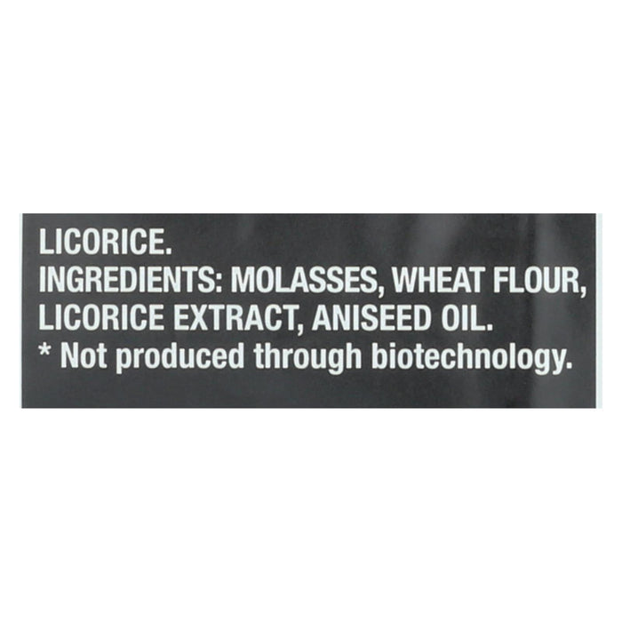 Panda Soft Licorice - 7 Oz - Case Of 12