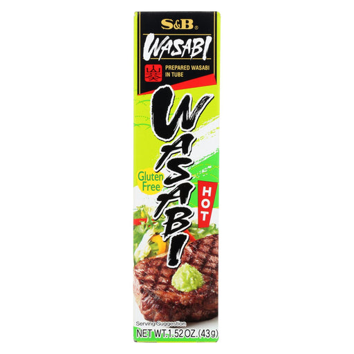 Sandb Wasabi Tube - 1.52 Oz - Case Of 10