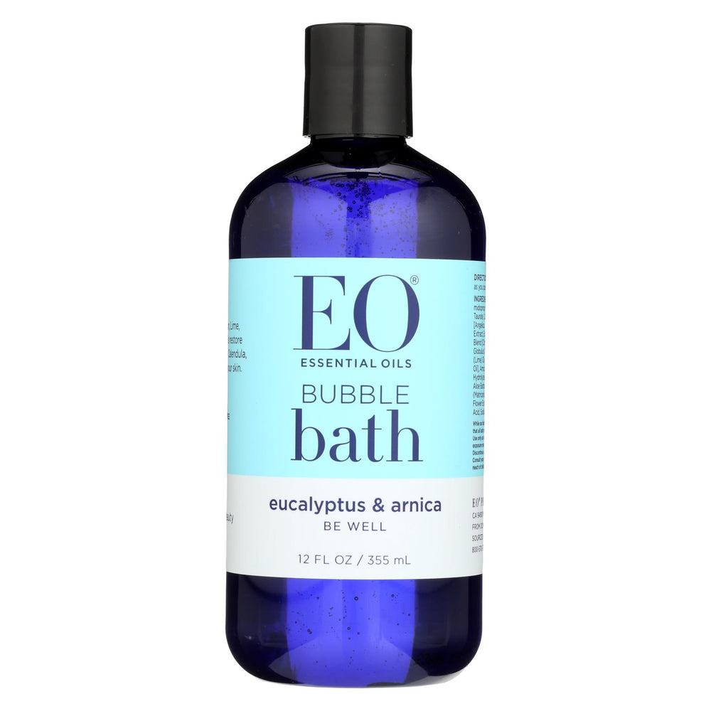Eo Products Be Well Bubble Bath - 12 Oz