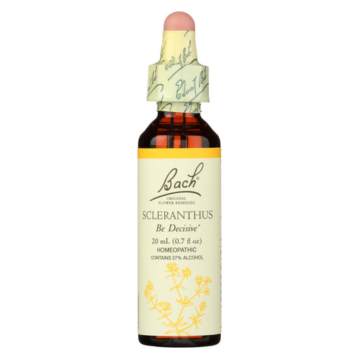 Bach Flower Remedies Essence Scleranthus - 0.7 Fl Oz