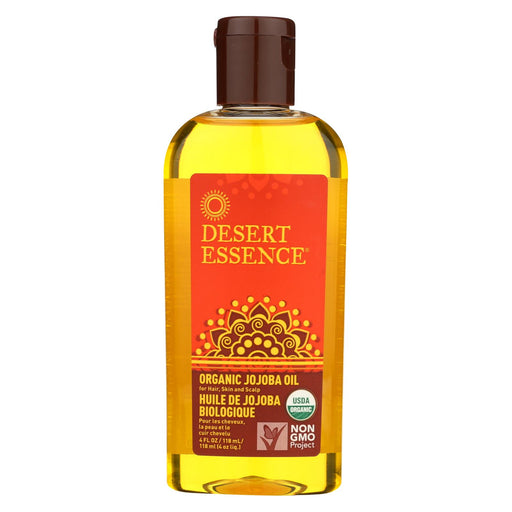Desert Essence Jojoba Oil - 4 Fl Oz