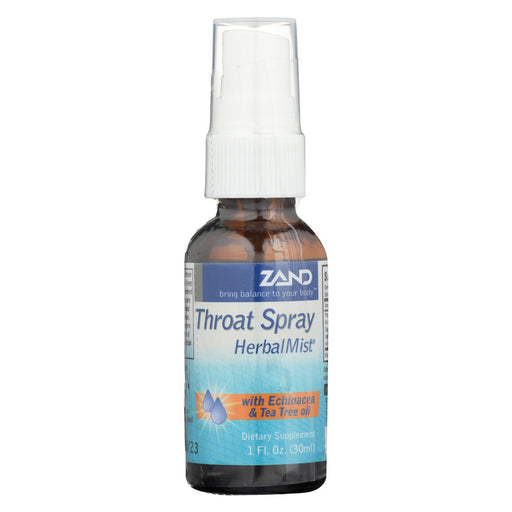 Zand Herbal Mist Throat Spray - 1 Fl Oz