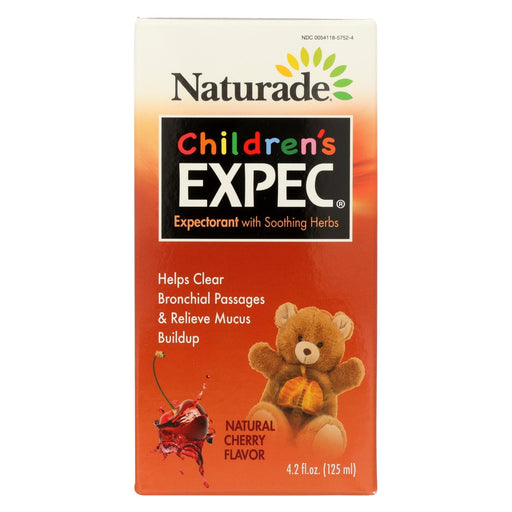 Naturade Expectorant Children's Cough Syrup - 4.2 Oz