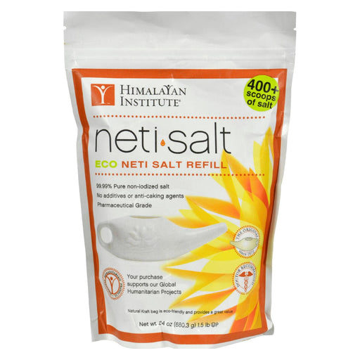 Himalayan Institute Neti Pot Salt Bag - 1.5 Lbs