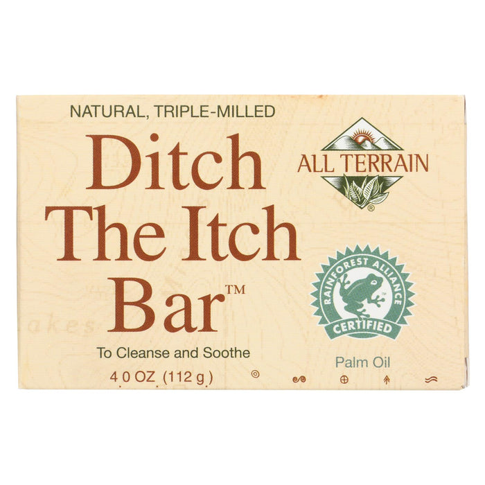 All Terrain Ditch The Itch Bar - 4 Oz