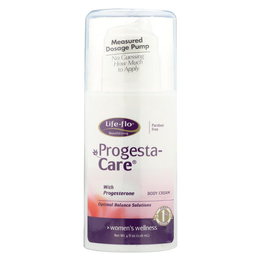 Life-flo Progesta-care - 4 Oz