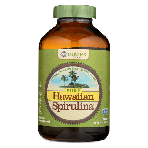 Nutrex Hawaii Pure Hawaiian Spirulina Pacifica - 16 Oz