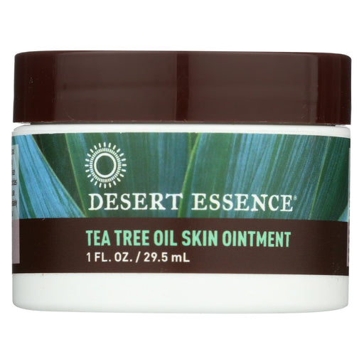 Desert Essence Tea Tree Oil Skin Ointment - 1 Fl Oz