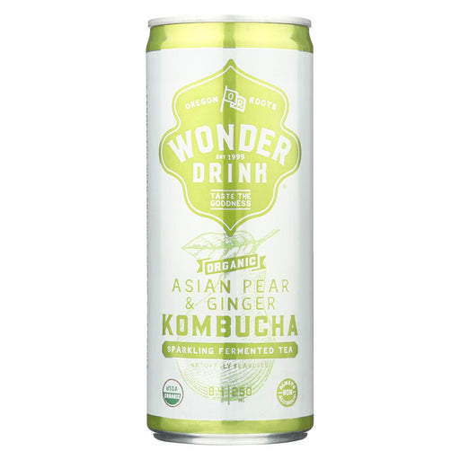 Kombucha Wonder Drink Kombucha Wonder Drink - Case Of 24 - 8.4 Fl Oz.