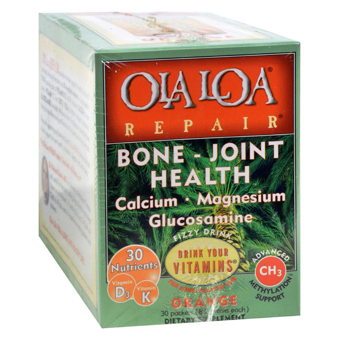 Ola Loa Repair Drink Orange - 30 Packet