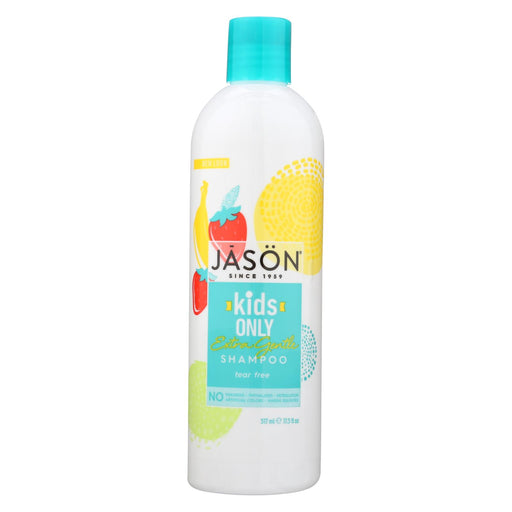 Jason Kids Only Shampoo Extra Gentle Formula - 17.5 Fl Oz