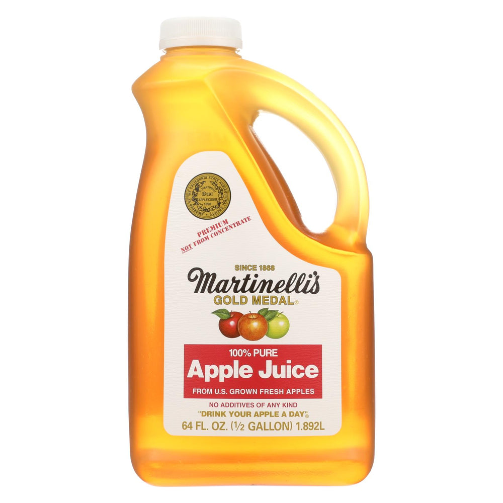 Martinelli's Apple Juice - Case Of 6 - 64 Fl Oz.