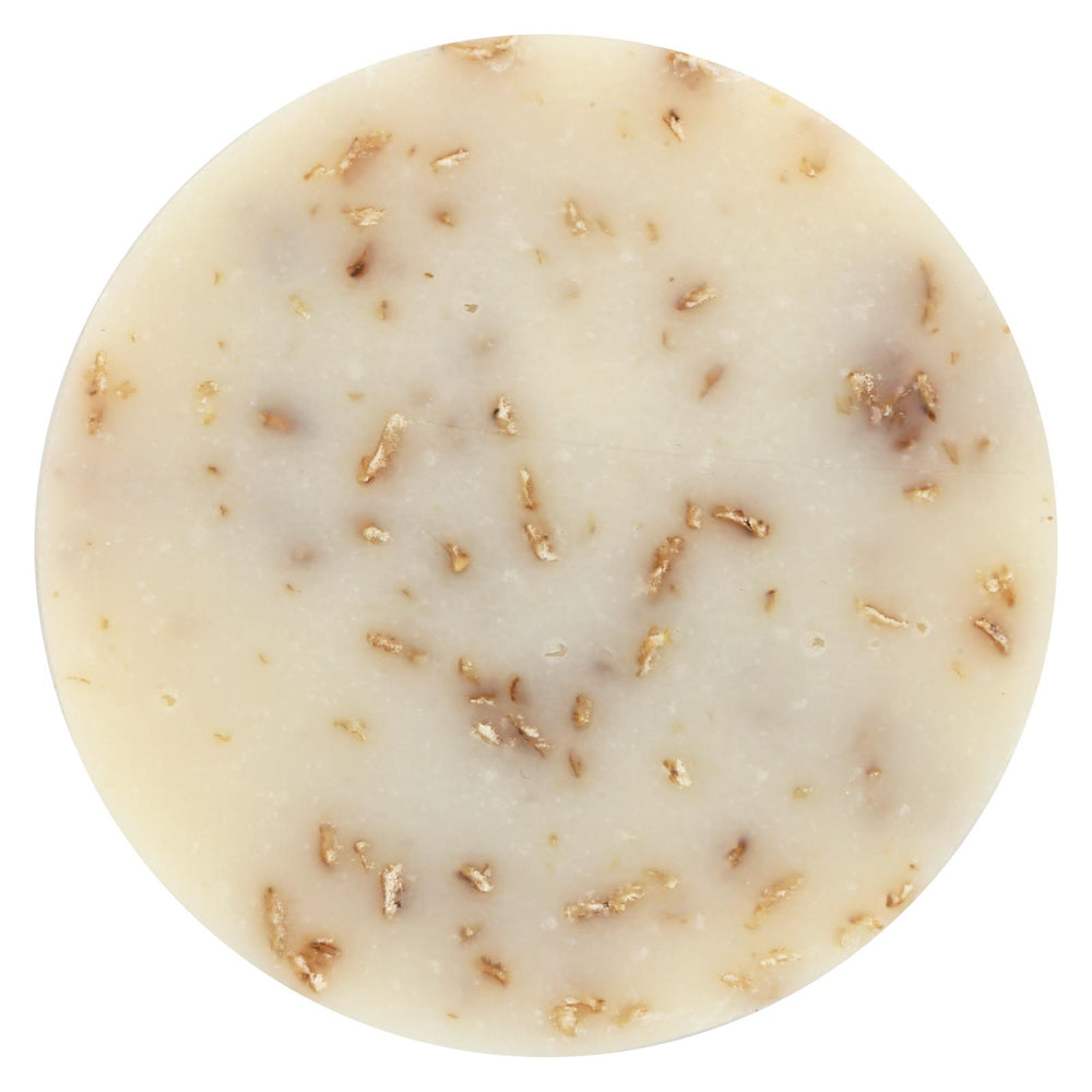 Sappo Hill Natural Oatmeal Glycerine Soap Fragrance Free - 3.5 Oz - Case Of 12