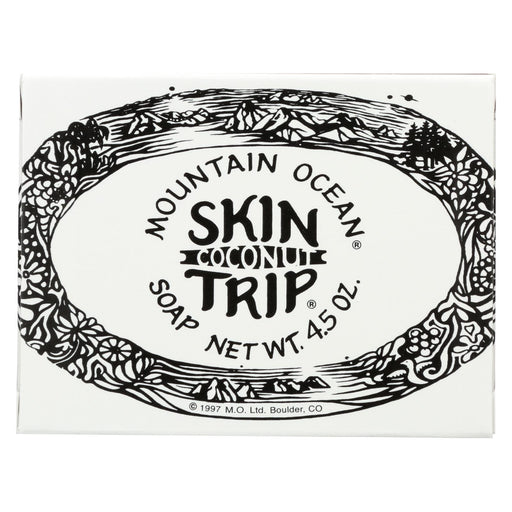 Mountain Ocean - Skin Trip Soap - Coconut - 4.5 Oz.