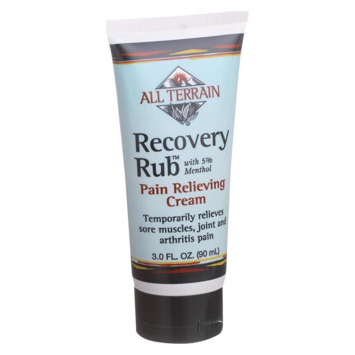 All Terrain Recovery Rub - 3 Oz