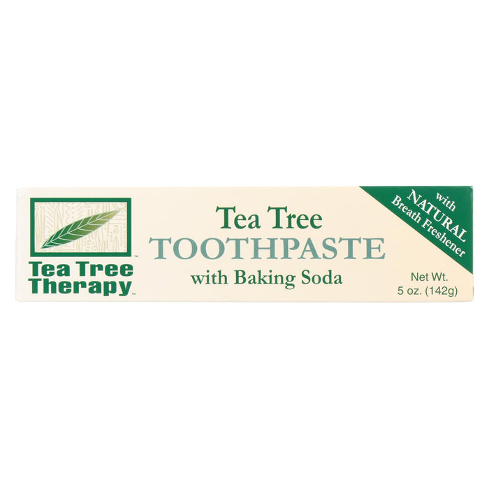 Tea Tree Therapy Toothpaste - 5 Oz
