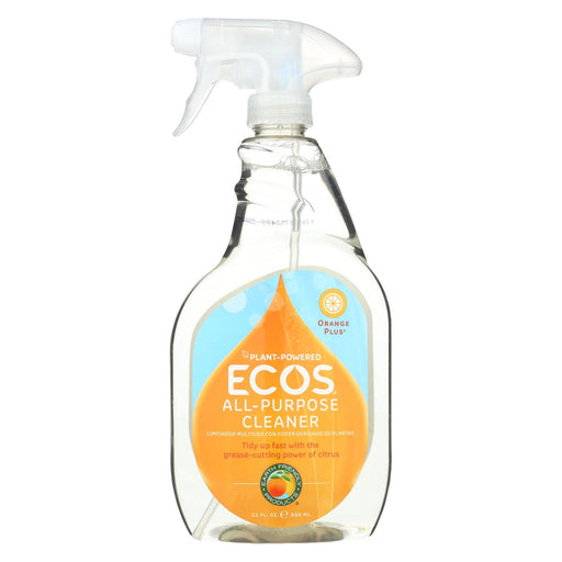 Earth Friendly Orange Plus Cleaner Spray - Case Of 6 - 22 Fl Oz
