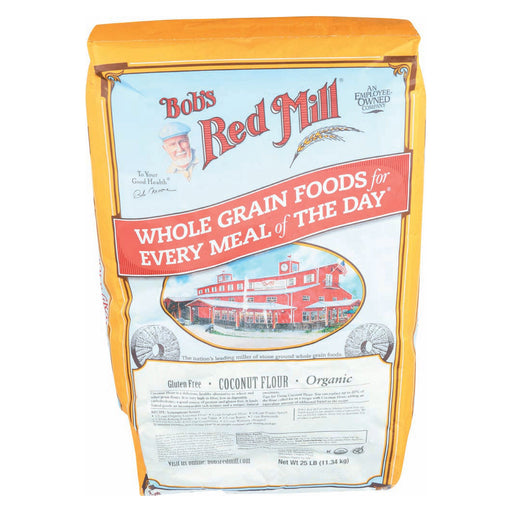 Bob's Red Mill Organic Flour - Coconut - 25 Lb.