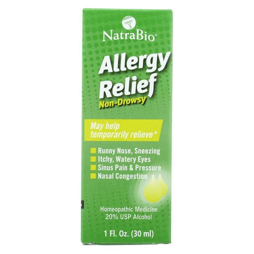 Natrabio Allergy Relief Non-drowsy - 1 Fl Oz