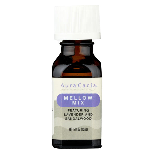 Aura Cacia Essential Solutions - Mellow Mix - .5 Oz
