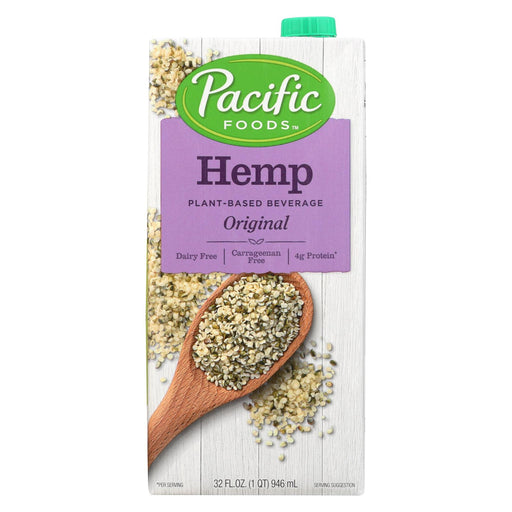 Pacific Natural Foods Select Soy - Original - Case Of 12 - 32 Fl Oz.