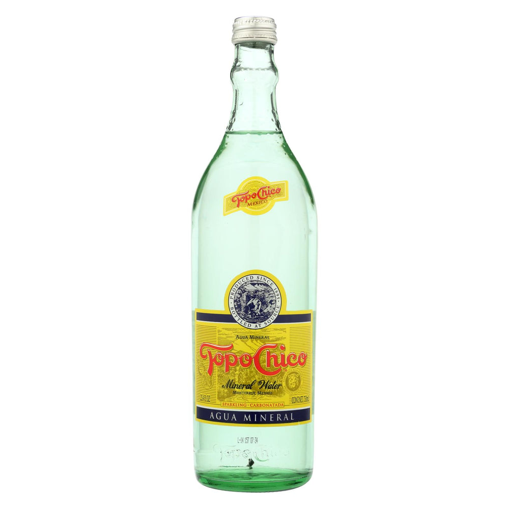 Topo Chico Mineral Water - Case Of 12 - 25.4 Oz