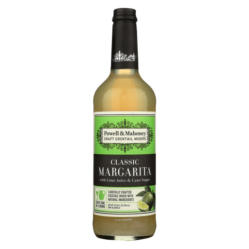Powell And Mahoney Cocktail Mixer - Margarita - Case Of 6 - 25.36 Fl Oz