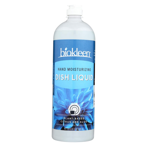 Biokleen Natural Dish Liquid - Case Of 12 - 32 Oz