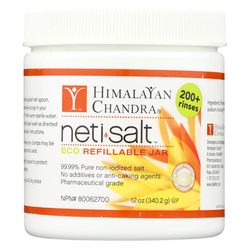 Himalayan Institute Neti Wash Neti Pot Salt - 10 Oz