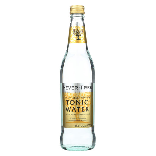 Fever - Tree Soda Water - Case Of 8 - 16.9 Fl Oz.