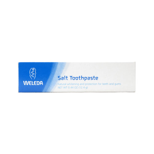 Weleda Salt Toothpaste Travel Size - 0.44 Oz
