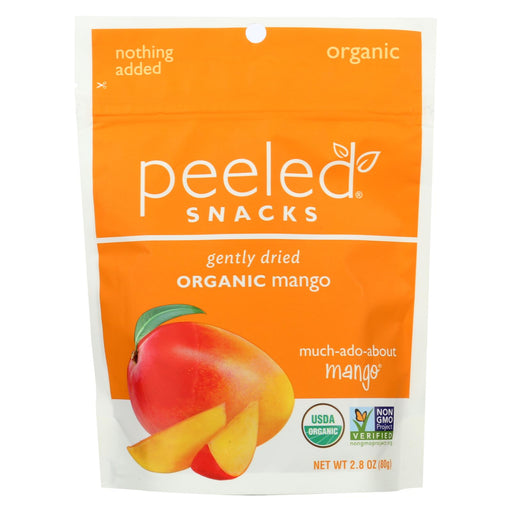 Peeled Dried Fruit - Mango Strip - Case Of 12 - 2.8 Oz.
